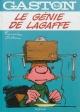 Couverture : Gaston H.S. T.2 : Le génie de Lagaffe André Franquin,  Jidéhem