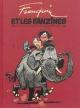 Couverture : Franquin et les fanzines André Franquin