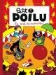 Couverture : Petit Poilu T.14 : En piste les andouilles ! Pierre Bailly, Céline Fraipont