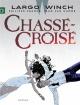 Couverture : Largo Winch T.19 : Chassé-croisé Jean Van Hamme, Philippe Francq,  Guillo