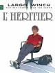 Couverture : Largo Winch T.1 : L'héritier Jean Van Hamme, Philippe Francq