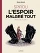 Couverture : Le Spirou d'Émile Bravo T.2 : Spirou : L'espoir malgré tout T.1 Émile Bravo