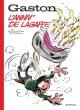Couverture : Gaston H.S. 60 ans T.1 : L'anniv' de Lagaffe André Franquin,  Jidéhem