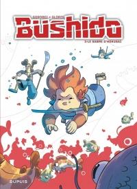 Bushido T.3 : Le sabre d'Hokusai