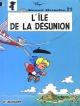 Couverture : Benoit Brisefer T.9 :L'île de la désunion  Culliford & Garray