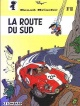 Couverture : Benoit Brisefer T.10 :La route du sud  Culliford & Garray