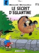 Couverture : Benoit Brisefer T.11 :Le secret d'Églantine  Culliford & Garray