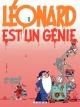 Couverture : Léonard T.1 : Léonard est un génie  Turk/degroot