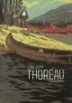 Couverture : Thoreau: La vie sublime Maximilien Le Roy, A. Dan