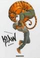 Couverture : Klaw T.1 : Éveil Antoine Ozanam, Joël Jurion