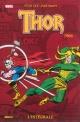 Couverture : Thor : L'intégrale : 1964 Stan Lee, Jack Kirby, Michael Kelleher,  Kellustration