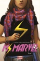 Couverture : All New Marvel Now! Métamorphose :Ms. Marvel T.1 Ian Herring, Adrian Alphona, G. Willow Wilson