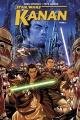 Couverture : Star Wars : Kanan T.1 : Le dernier Padawan David Curiel, Pepe Larraz, Jacopo Camagni, Greg Weisman