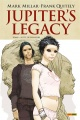 Couverture : Jupiter's Legacy T.1: Lutte de pouvoirs Mark Millar, Frank Quitely, Peter Doherty