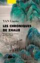 Couverture : Les chroniques de Zhalie Lianke Yan