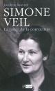 Couverture : Simone Veil : la force de la conviction Jocelyne Sauvard