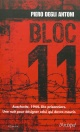 Couverture : Bloc 11 Piero Degli Antoni