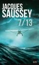 Couverture : 7-13 Jacques Saussey