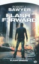 Couverture : Flashforward Robert J. Sawyer
