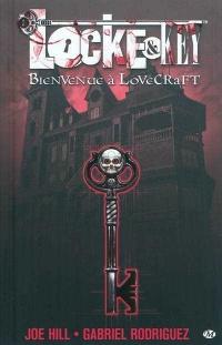 Locke & Key T.1: Bienvenue à Lovecraft