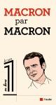 Couverture : Macron par Macron Emmanuel Macron