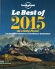Couverture : Best of 2015 de Lonely Planet (Le)
