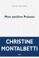 Couverture : Mon ancêtre Poisson Christine Montalbetti