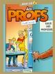 Couverture : Les profs H.S : Salle des profs  Pica,  Erroc, Jacqueline Guénard