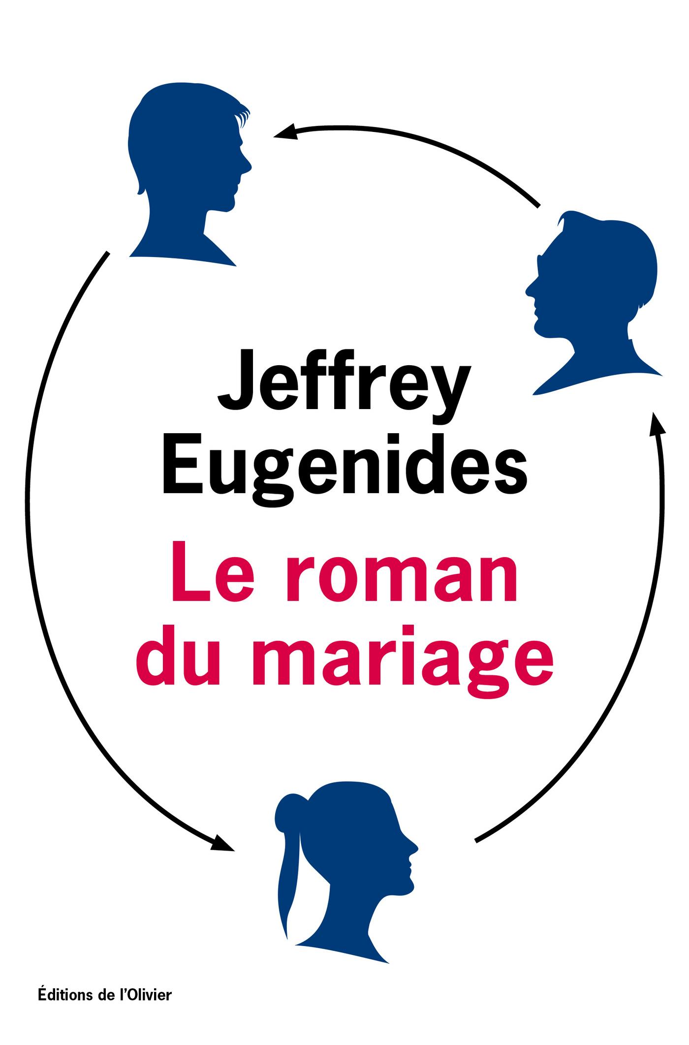 Couverture : Roman du mariage (Le) Jeffrey Eugenides