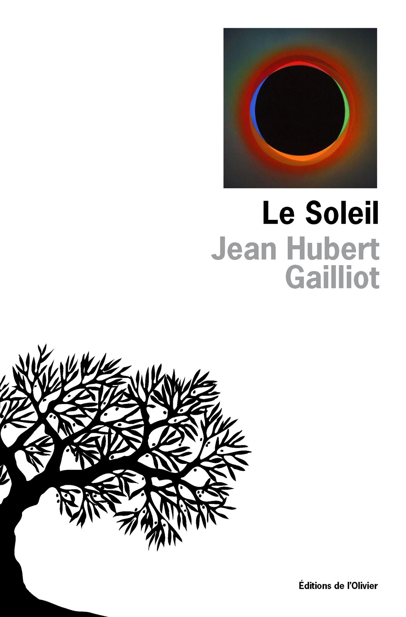 Couverture : Soleil (Le) Jean-hubert Gailliot