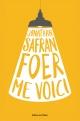 Couverture : Me voici Jonathan Safran Foer