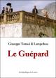 Couverture : Guépard (Le) Giuseppe Tomasi Di Lampedusa