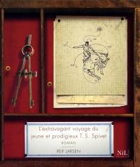 Extravagant Voyage du Jeune et Prodigieux T.S.Spivet