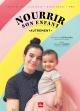 Couverture : Nourrir son enfant autrement: familles VG, grossesse, allaitement Sandrine Costantino