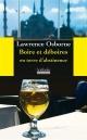 Couverture : Boire et déboires en terre d'abstinence Lawrence Osborne