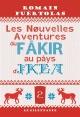 Couverture : Les nouvelles aventures du fakir au pays d'Ikea Romain Puértolas