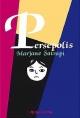 Couverture : Persépolis : intégrale T.1 à 4 Marjane Satrapi