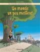 Couverture : Les nouvelles aventures de Lapinot T.1 : Un monde un peu meilleur Lewis Trondheim