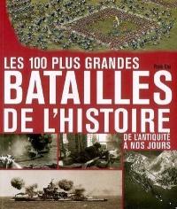 100 Plus Grandes Batailles de l'Histoire