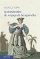 Couverture : Clandestine du voyage de Bougainville (La) Michèle Kahn