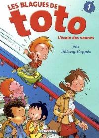 Les blagues de Toto T.1 : L'école des vannes