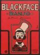 Couverture : Blackface banjo Frantz Duchazeau