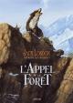 Couverture : L'appel de la forêt Jack London, Maurizio A.c. Quarello