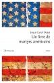 Couverture : Un livre de martyrs américains Joyce Carol Oates