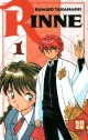 Couverture : Rinne T.1 Rumiko Takahashi