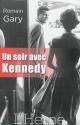 Couverture : Un soir avec Kennedy Romain Gary