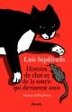 Couverture : Histoire du chat et de la souris qui devinrent amis Joelle Jolivet,  Luis Sepúlveda