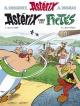 Couverture : Astérix T.35 : Astérix chez les Pictes René Goscinny, Jean-yves Ferri,  Conrad, Albert Uderzo