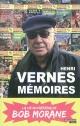 Couverture : D'Henri Vernes à Bob Morane : la vie aventureuse d'un écrivain Henri Vernes, Jean-baptiste Baronian