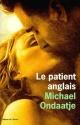 Couverture : Le patient anglais Michael Ondaatje